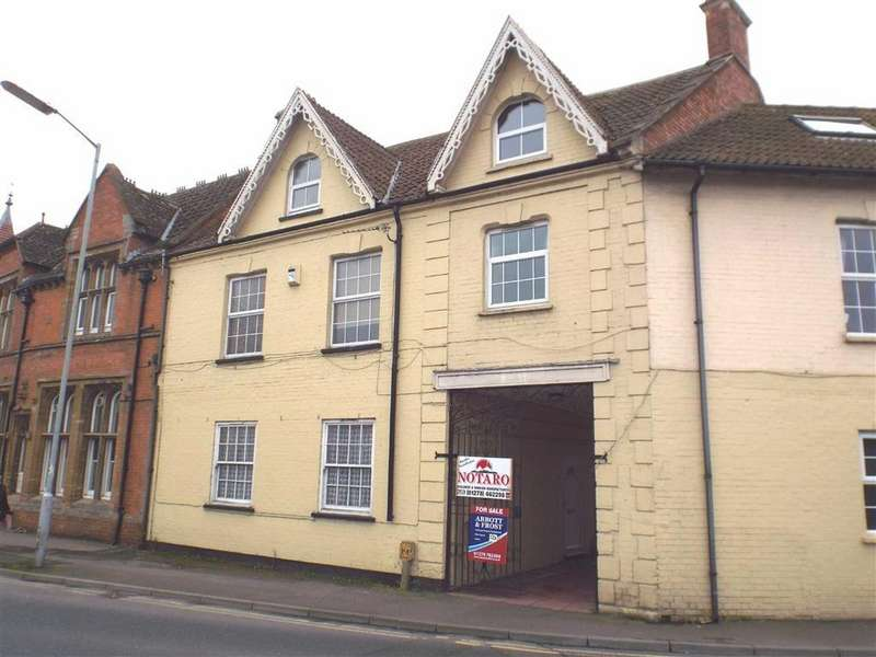 3 Bedrooms Apartment Flat for sale in Huntspill Road, Highbridge