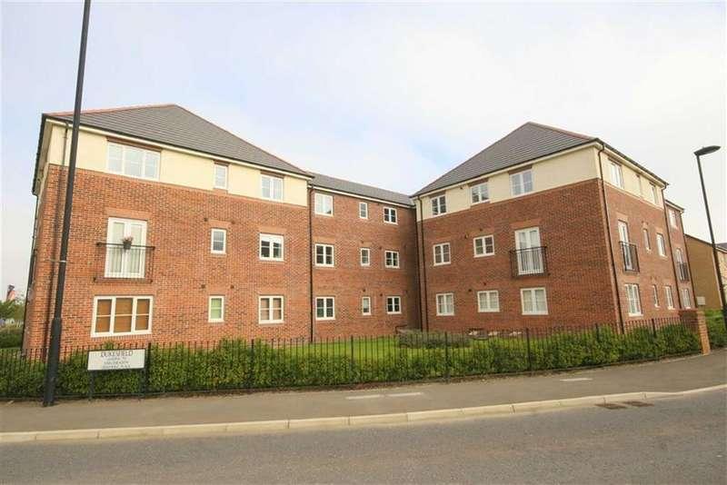 2 Bedrooms Apartment Flat for sale in Dukesfield, Earsdon View, Tyne Wear, NE27