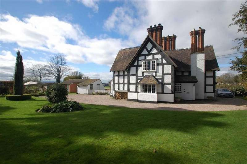 3 Bedrooms Detached House for sale in Upton Magna, Shrewsbury