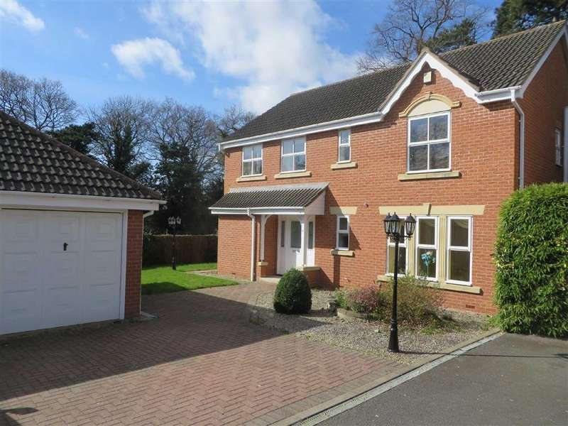 4 Bedrooms Detached House for sale in The Firs, Syston