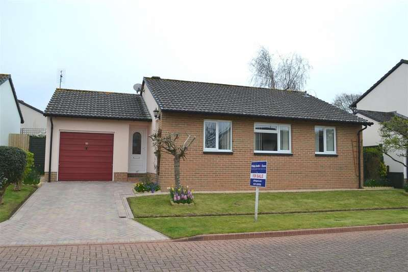 3 Bedrooms Detached Bungalow for sale in Lagoon View, West Yelland, Barnstaple