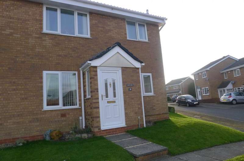 1 Bedroom Mews House for sale in Evergreen Close, Coseley, WV14