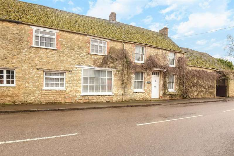 4 Bedrooms Semi Detached House for sale in Islip Road, Bletchingdon