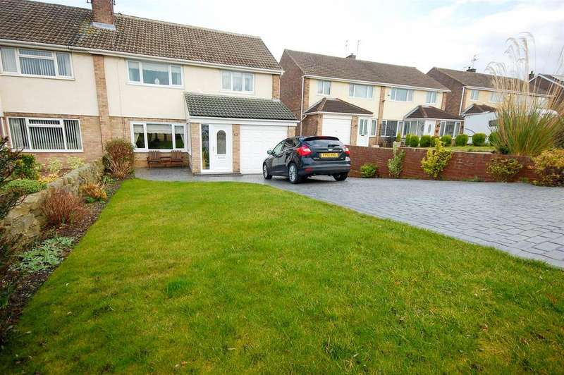 4 Bedrooms Semi Detached House for sale in Bainbridge Holme Road, Sunderland