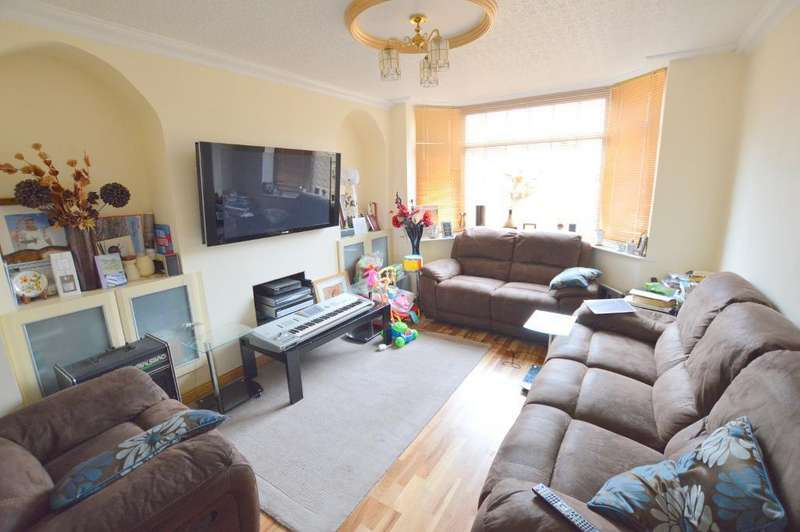 3 Bedrooms End Of Terrace House for sale in Turners Road South, Luton, Bedfordshire, LU2 0TG