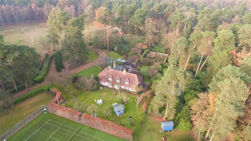 6 Bedrooms Detached House for sale in Stoke Common Road, Fulmer, Buckinghamshire