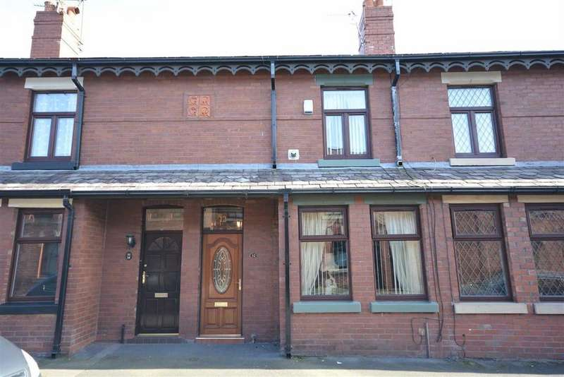 2 Bedrooms Terraced House for sale in Stopforth Street, Springfield, Wigan, WN6