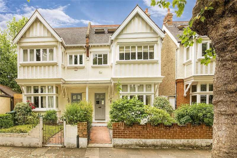 6 Bedrooms Semi Detached House for sale in East Sheen Avenue, East Sheen, London, SW14
