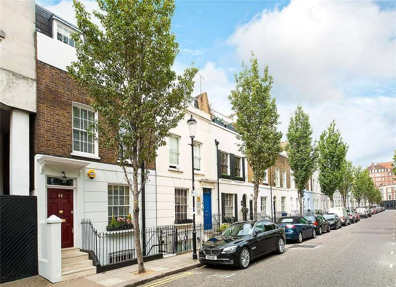 3 Bedrooms Terraced House for sale in Markham Street, London, SW3