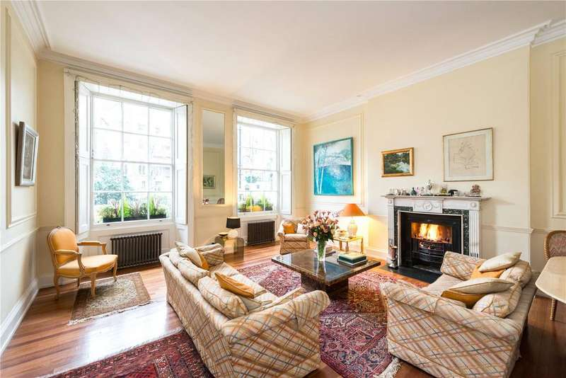 2 Bedrooms Flat for sale in Montagu Square, Marylebone, London, W1H