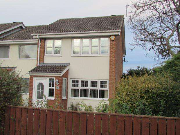 3 Bedrooms Town House for sale in MUIRFIELD CLOSE, CLAVERING, HARTLEPOOL