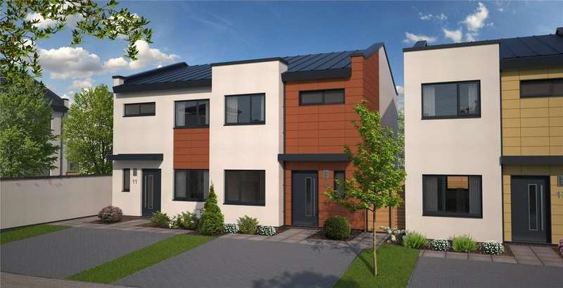 3 Bedrooms Semi Detached House for sale in Plot 42 - The Denton A, The Chasse, Exeter Road, Topsham, EX3