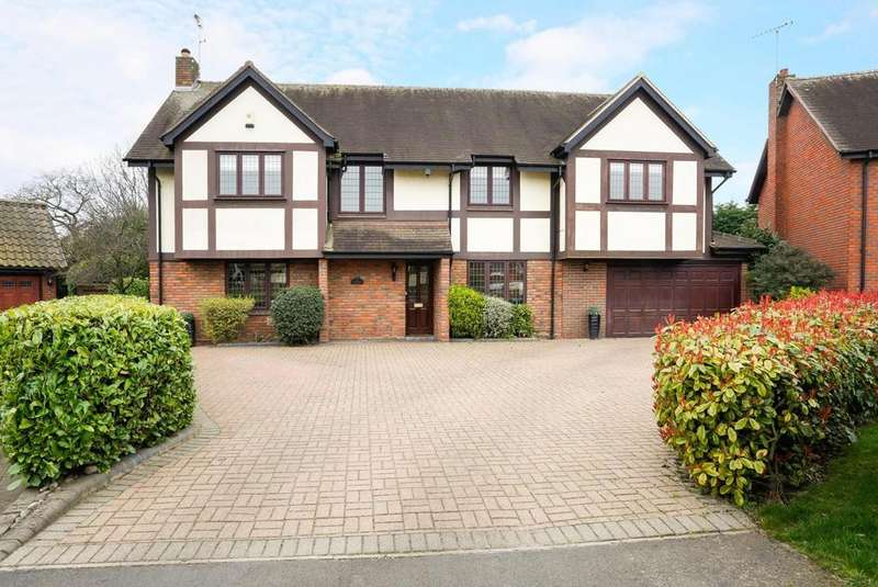 5 Bedrooms Detached House for sale in Clairvale, Hornchurch, Essex, RM11