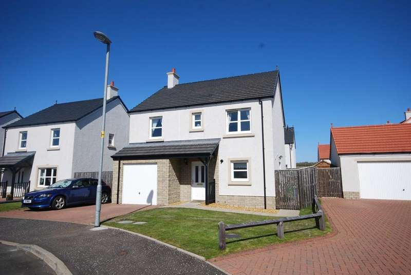 4 Bedrooms Detached Villa House for sale in 8 Young Crescent, Troon, KA10 7NJ