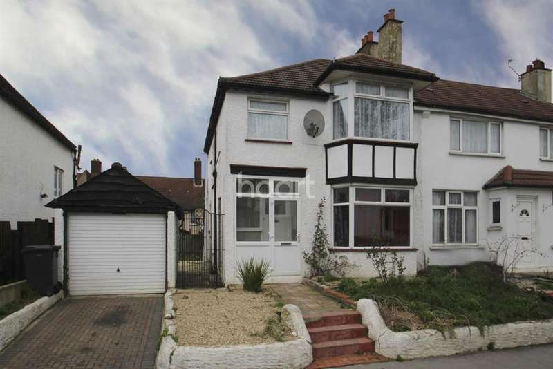3 Bedrooms Semi Detached House for sale in Norbury Court Road, SW16