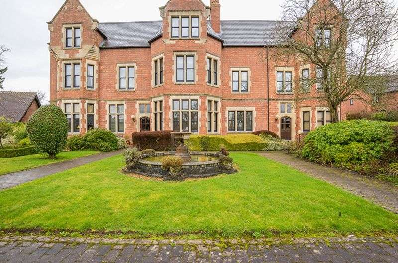 1 Bedroom Flat for sale in Rectory Drive, Shifnal