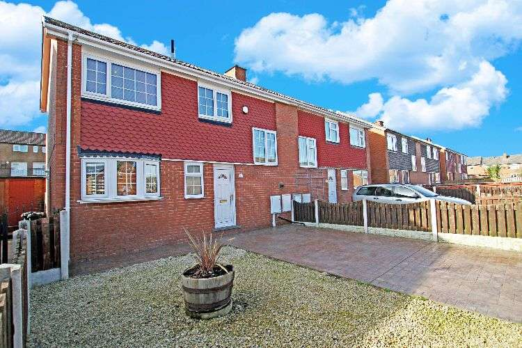 3 Bedrooms Semi Detached House for sale in Hornbeam Road, South Yorkshire, S66 2RR