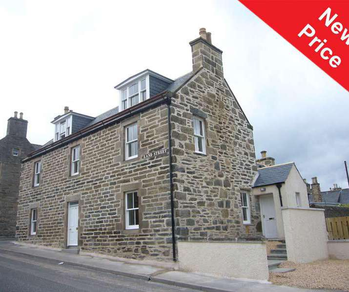 3 Bedrooms Semi Detached House for sale in 170 Land Street, Keith AB55
