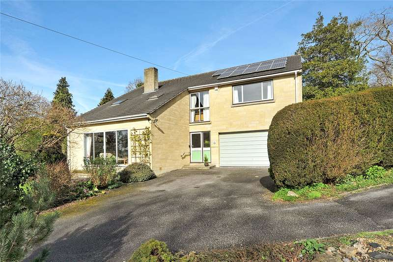 5 Bedrooms Detached House for sale in Sion Road, Bath, BA1