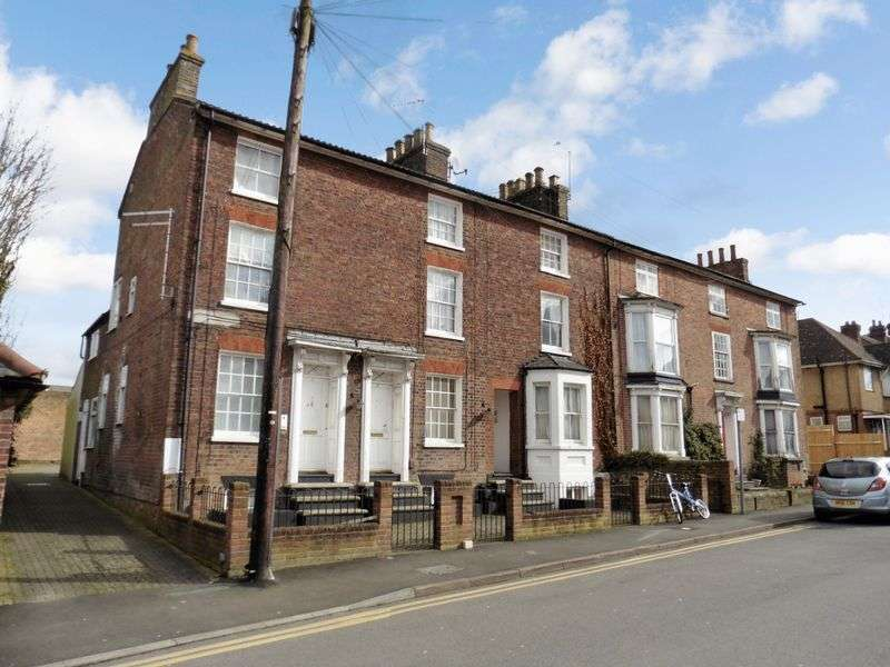 1 Bedroom Flat for sale in Icknield Street, Dunstable
