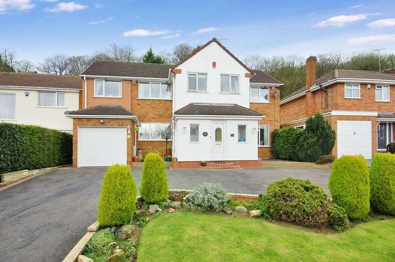 4 Bedrooms House for sale in Torvale Road, Wightwick, WOLVERHAMPTON WV6