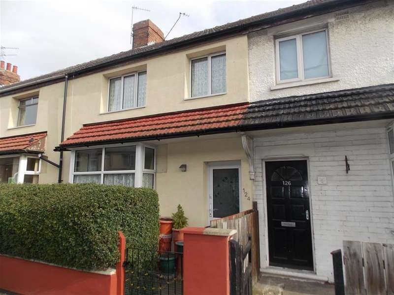 3 Bedrooms Terraced House for sale in Longford Street, Middlesbrough, TS1 4RL