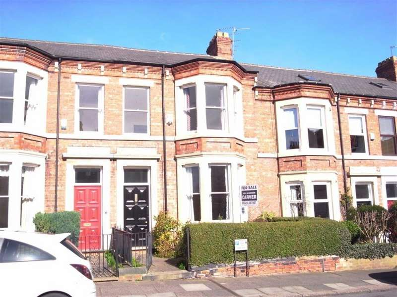 4 Bedrooms Town House for sale in Cleveland Terrace, Darlington