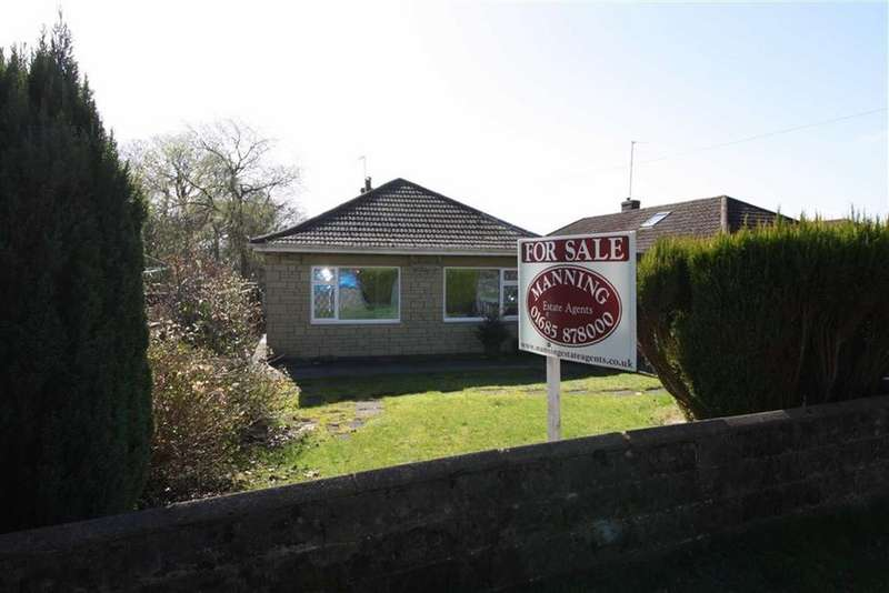 2 Bedrooms Detached Bungalow for sale in Merthyr Road, Llwydcoed, Aberdare
