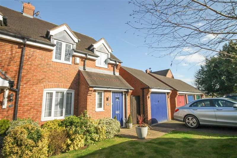 3 Bedrooms Mews House for sale in Withington Close, Leftwich
