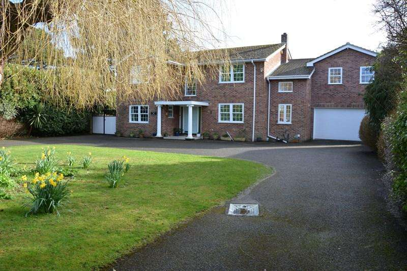 6 Bedrooms Detached House for sale in Rectory Road, Burnham-On-Sea