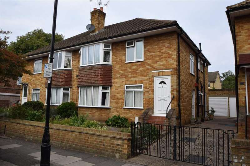 2 Bedrooms House for sale in Webster Gardens, London, W5