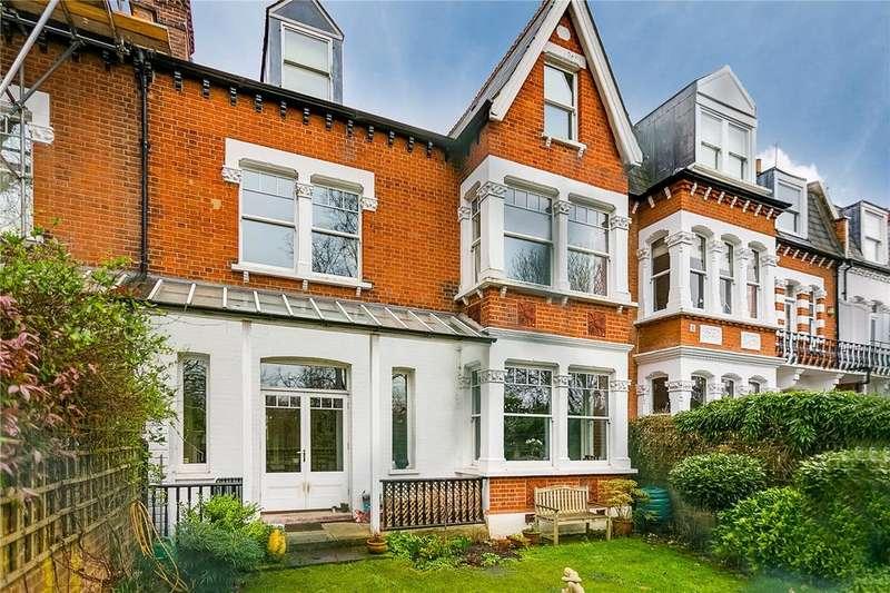 5 Bedrooms Terraced House for sale in Cedars Road, Barnes, London