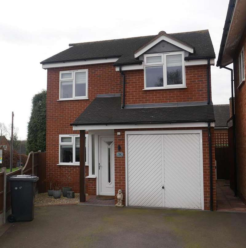 3 Bedrooms House for sale in 1a Colemeadow Road, Coleshill, Coleshill, West Midlands, B46