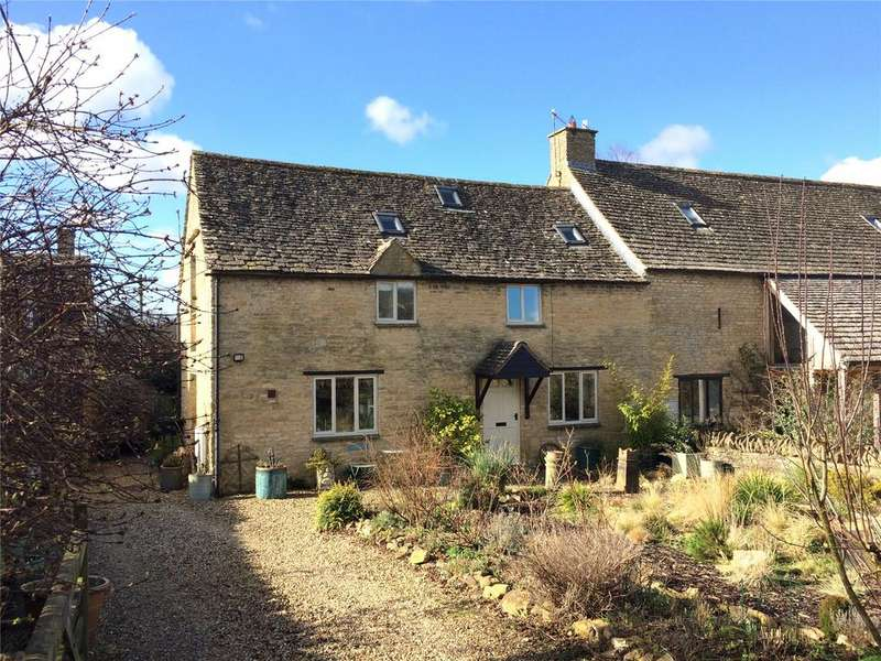 3 Bedrooms Semi Detached House for sale in High Street, Ascott-under-Wychwood, Chipping Norton, Oxfordshire, OX7