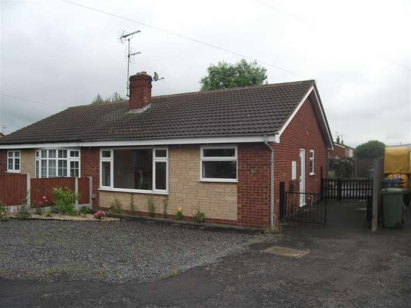 2 Bedrooms Bungalow for sale in Linden Avenue, Tuxford, Nottinghamshire, NG22