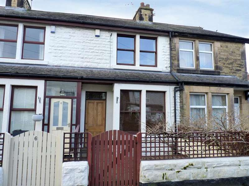2 Bedrooms Terraced House for sale in Cecil Street, Harrogate