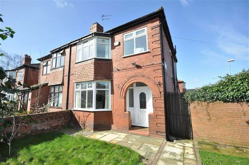 3 Bedrooms Semi Detached House for sale in Albemarle Avenue, Didsbury, Manchester, M20