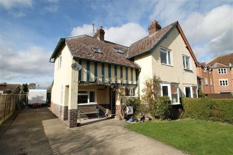 3 Bedrooms Semi Detached House for sale in Dodds Lane, Craven Arms