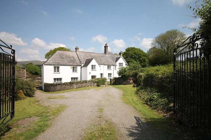 5 Bedrooms Detached House for sale in Penquit, Nr Modbury, Devon, PL21