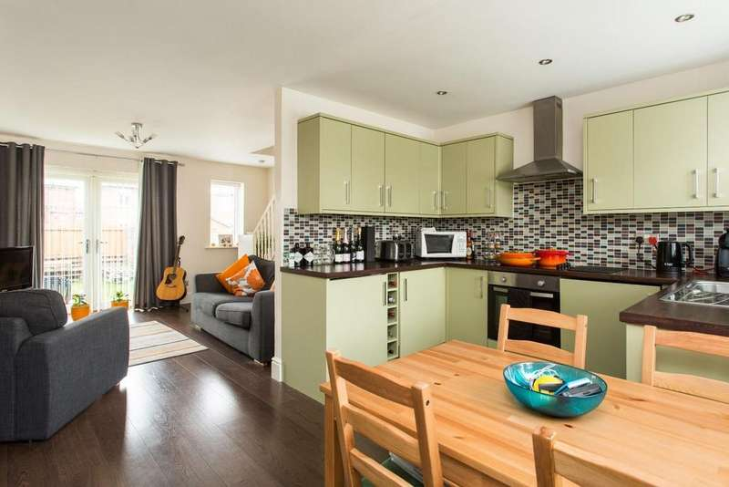 2 Bedrooms House for sale in Appletree Way, Sherburn In Elmet, Leeds