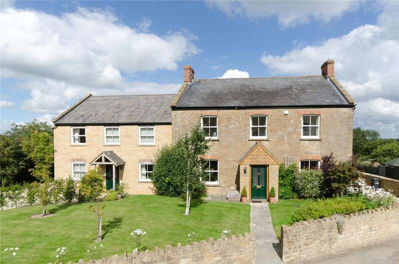 8 Bedrooms Detached House for sale in Blind Lane, Bower Hinton, Martock, Somerset