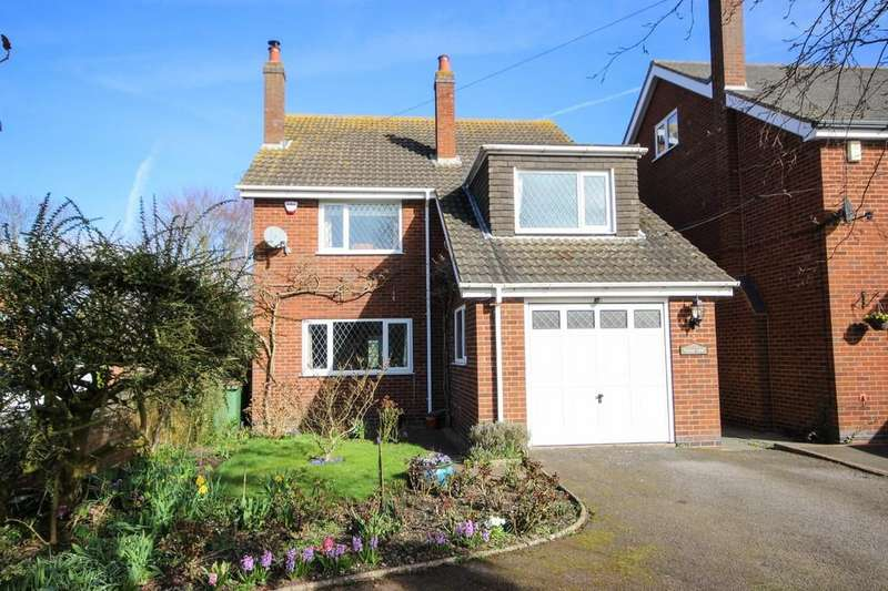 4 Bedrooms Detached House for sale in Main Street, Snarestone