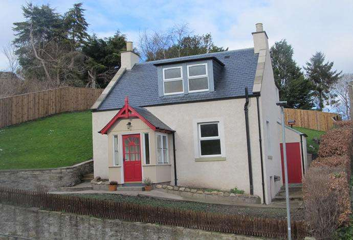 2 Bedrooms Detached House for sale in Springfield Cottage Lanton Road, Jedburgh, TD8 6BL