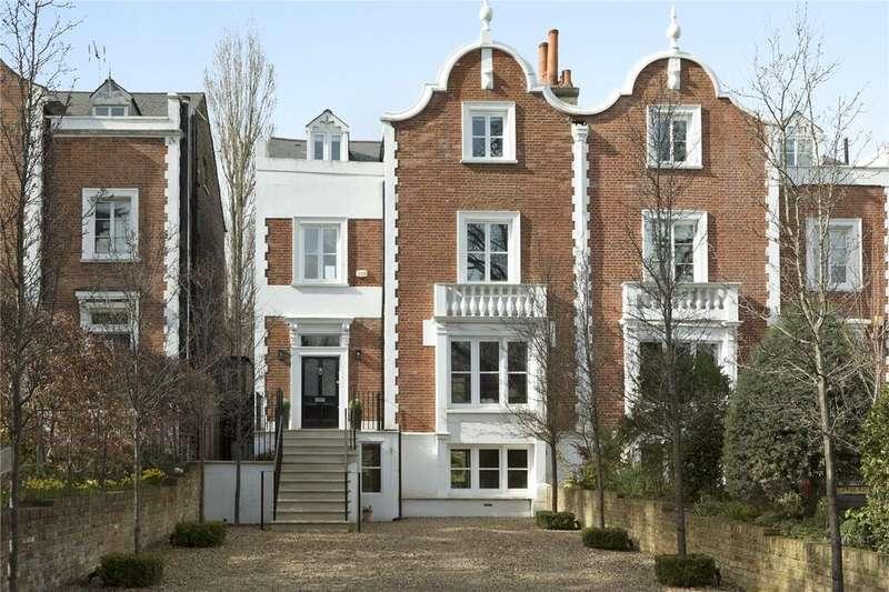 5 Bedrooms Semi Detached House for sale in Queens Road, Richmond, Surrey, TW10