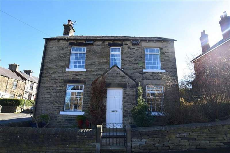 5 Bedrooms Detached House for sale in Station Road, Skelmanthorpe, Huddersfield, HD8