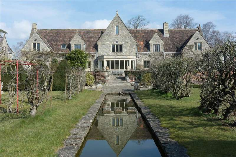 6 Bedrooms Detached House for sale in West Compton, Shepton Mallet, Somerset, BA4