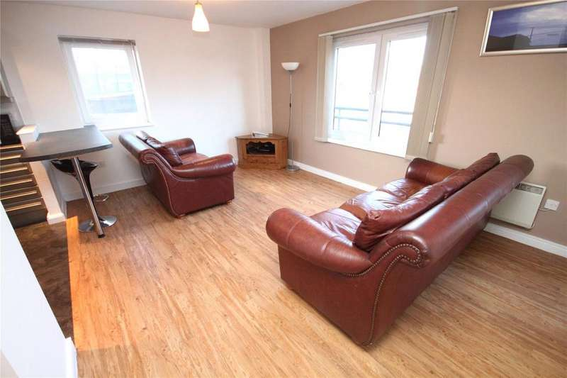 2 Bedrooms Flat for sale in Meadow View, Naples Street, Manchester, M4