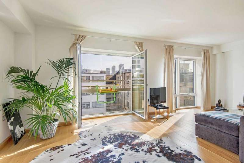 2 Bedrooms Apartment Flat for sale in Hatton Garden, EC1N