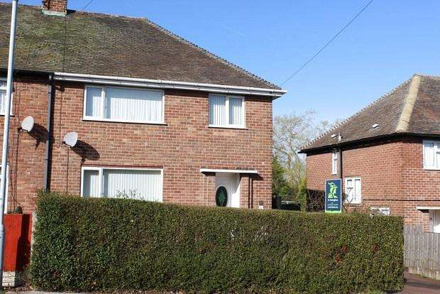 4 Bedrooms Semi Detached House for sale in Lime Tree Road, New Ollerton, Newark, NG22