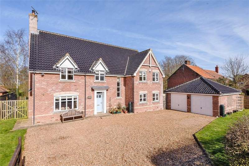 5 Bedrooms Detached House for sale in Irstead Road, Neatishead, Norwich, Norfolk, NR12